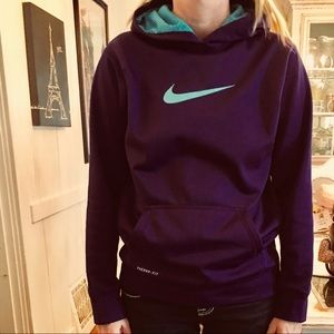 Nike Therma Fit Sweatshirt Hoodie